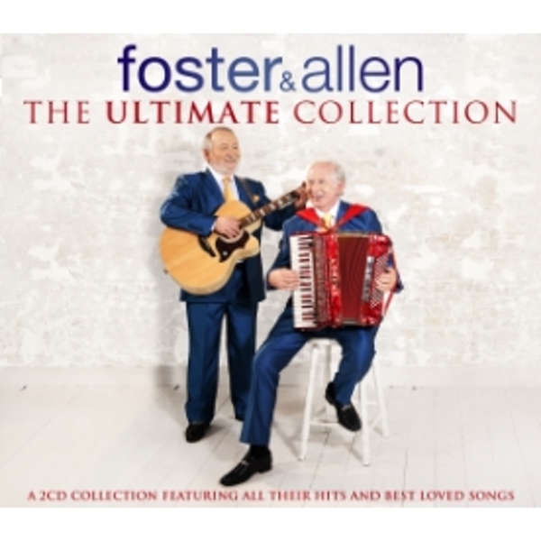 Foster and Allen The Ultimate Collection CD