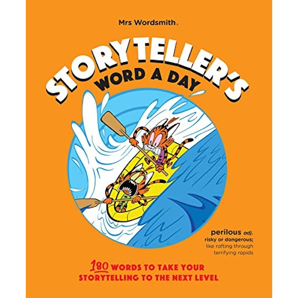 Storyteller's Word a Day  Spiral bound 2019