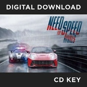 Need for Speed Rivals Limited Edition (Ultimate Cop Pack DLC) PC CD Key Download for Origin