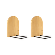 Bamboo Bookends | M&W