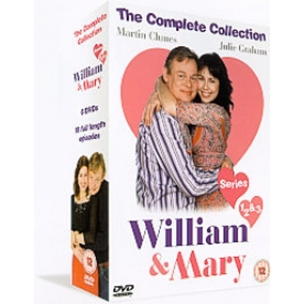 William And Mary Series 1-3 DVD