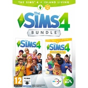 The Sims 4 Deluxe Upgrade + Island Living Expansion Pack PC Game