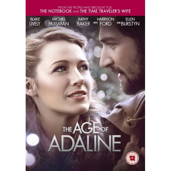 The Age Of Adaline DVD