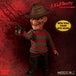 Freddy Krueger (Nightmare on Elm Street) Mezco Mega Scale Talking Doll - Image 5