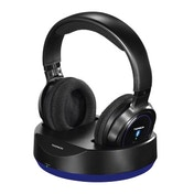 Thomson WHP6316BT Wireless Headphones, Bluetooth, with charging station