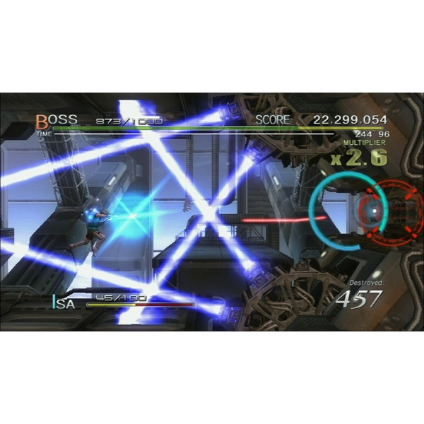 Sin and Punishment Successor of the Skies Game Wii - Image 3