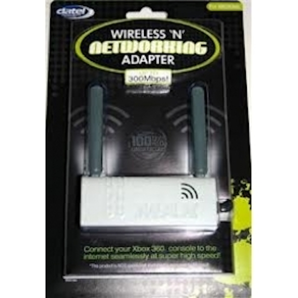 Ex-Display Datel Wireless N Network Adaptor In White Xbox 360 Used - Like New - Image 3