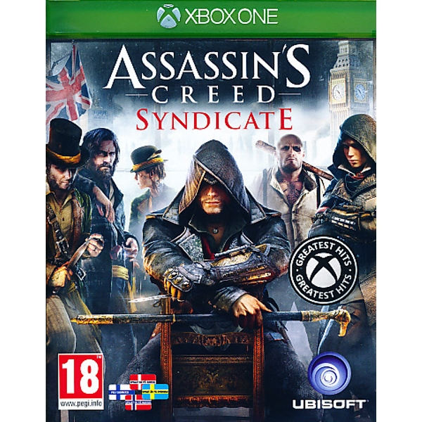 Assassins Creed Syndicate Xbox One Game