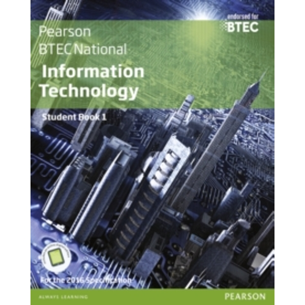 BTEC Nationals Information Technology Student Book + Activebook : For the 2016 specifications