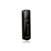 Transcend JetFlash 64GB USB 2.0 Black USB Flash Drive
