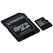 Kingston 32GB High Capacity Micro SD Card with SD Adapter