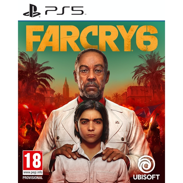 Far Cry 6 PS5 Game