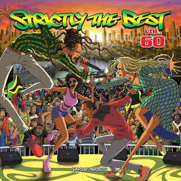 Strictly the Best - Volume 60 CD