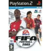 Ex-Display FIFA Football 2005 Game PS2 Used - Like New