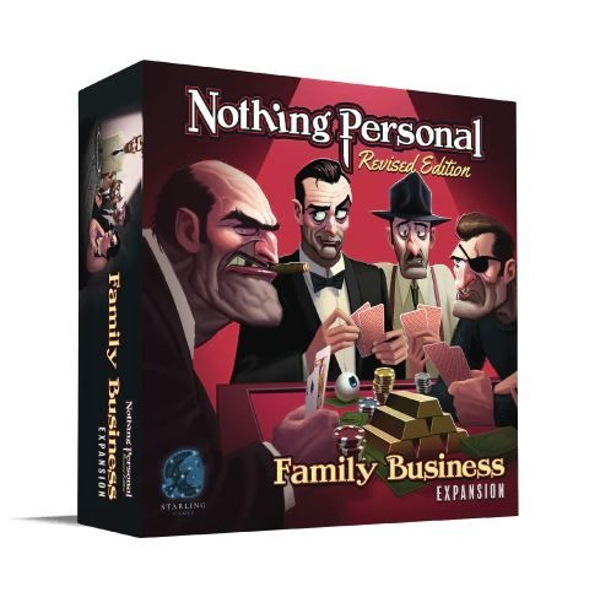 Nothing Personal: Family Business Board Game Expansion