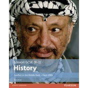 Edexcel GCSE (9-1) History Conflict in the Middle East, c1945-1995 Student Book by Hilary Brash (Paperback, 2016)