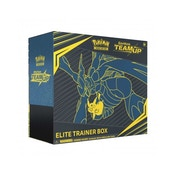 Ex-Display Pokemon TCG: Sun & Moon 9 Team Up Elite Trainer Box Used - Like New