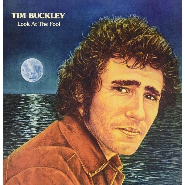 Tim Buckley - Look At The Fool Limited Edition Translucent Blue Vinyl