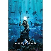 Aquaman - One Sheet Maxi Poster