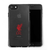 Official Liverpool F.C. Merchandise TPU Clear iPhone 7 Cover