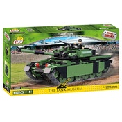 Cobi Small Army Chieftain Tank - 620 Toy Building Bricks