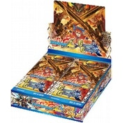 BFE Future Card Buddyfight Ace Climax Vol. 1 Golden Garga Booster Box (30 Packs)