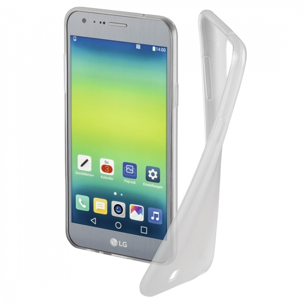 Hama Crystal Cover for LG X Cam, transparent