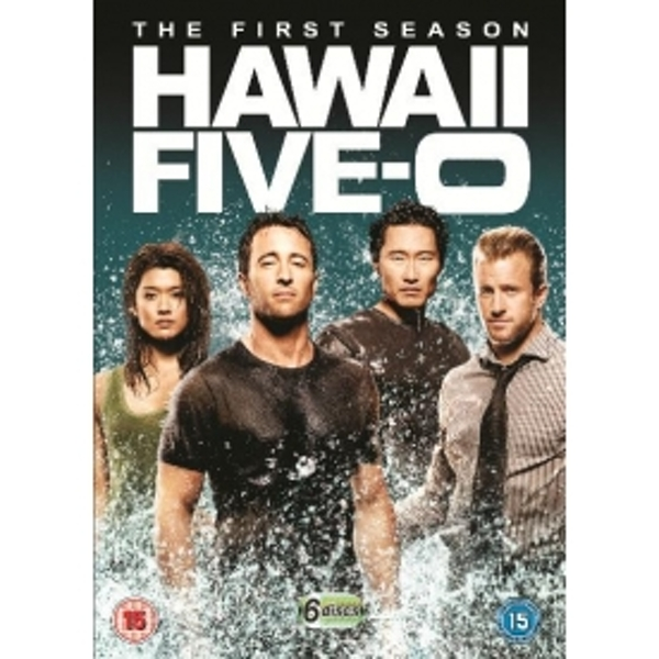 Hawaii Five-O Series 1 DVD