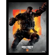 Call of Duty: Black Ops 4 - Ruin Framed 30 x 40cm Print