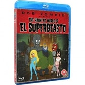 Rob Zombie Presents The Haunted World Of El Superbeasto Blu-ray