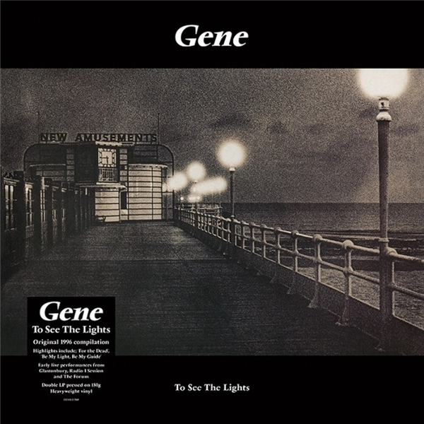Gene ‎- To See The Lights Vinyl