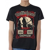 Motorhead: Loud in Osaka Men's Medium T-Shirt - Black