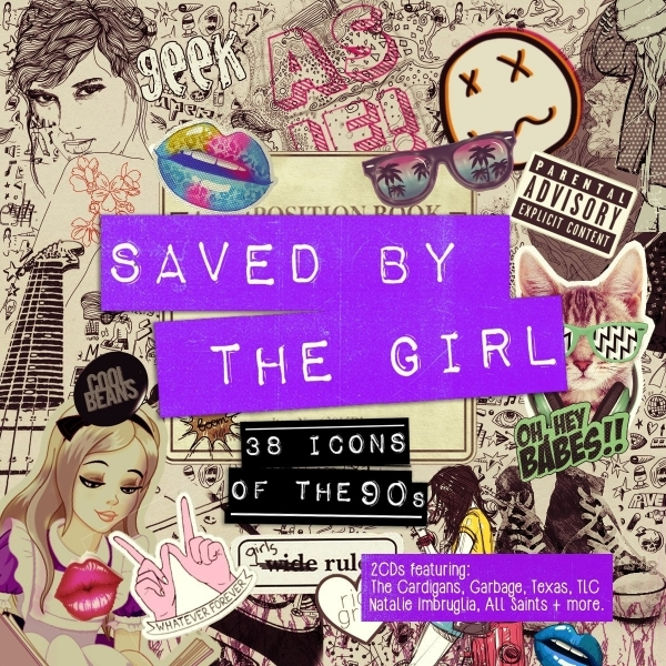 Various Artists - Saved by the Girl CD