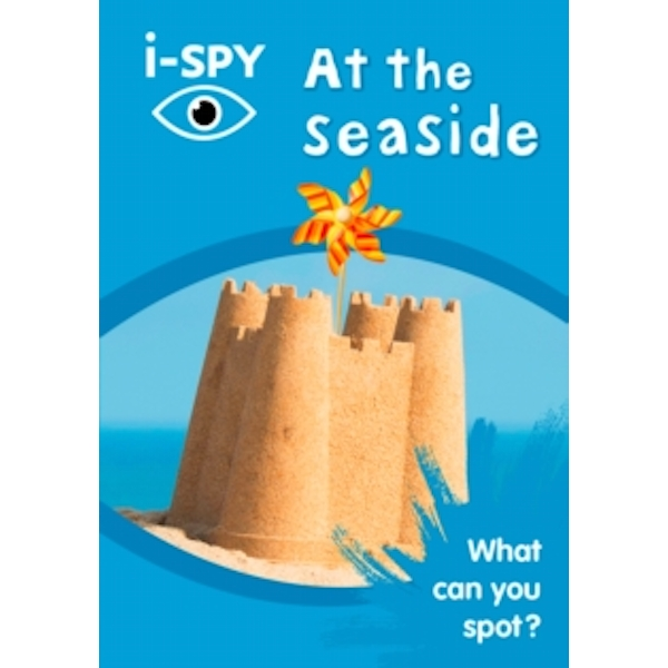 i-SPY at the Seaside : What Can You Spot?