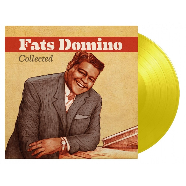 Fats Domino - Collected Yellow Vinyl