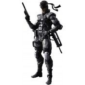 Metal Gear Solid - Play Arts KAI - Solid Snake Action Figure