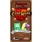Adventure Time Card Wars BMO vs Lady Rainicorn Collectors Pack