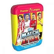 EPL Match Attax 2017/18 Trading Card Mini Tin