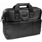 Krusell Ystad Universal Briefcase for up to 16 inch Laptops Black