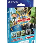 Sony PlayStation Vita Adventure Pack + 8GB Memory Card PS Vita