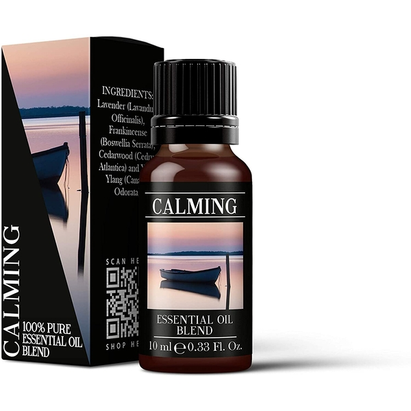 Mystic Moments Calming Essential Oil Blends 10ml