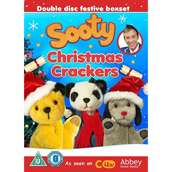 Christmas Cracker Toys.Sootys Christmas Crackers Dvd