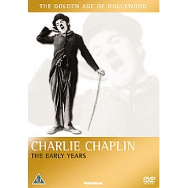 Charlie Chaplin - The Early Years DVD