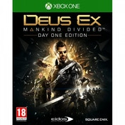 (Damaged Packaging) Deus Ex Mankind Divided Day One Edition Xbox One Game