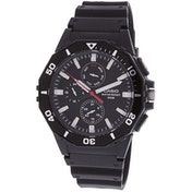 Casio MRW-400H-1AVEF Mens Mutli-Dial Watch with Black Strap