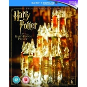 Harry Potter and the Half Blood Prince (2016 Edition) Blu-ray