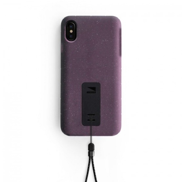 Lander Moab Case for Apple iPhone Xs Max - Purple