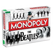 Ex-Display The Beatles Monopoly Used - Like New