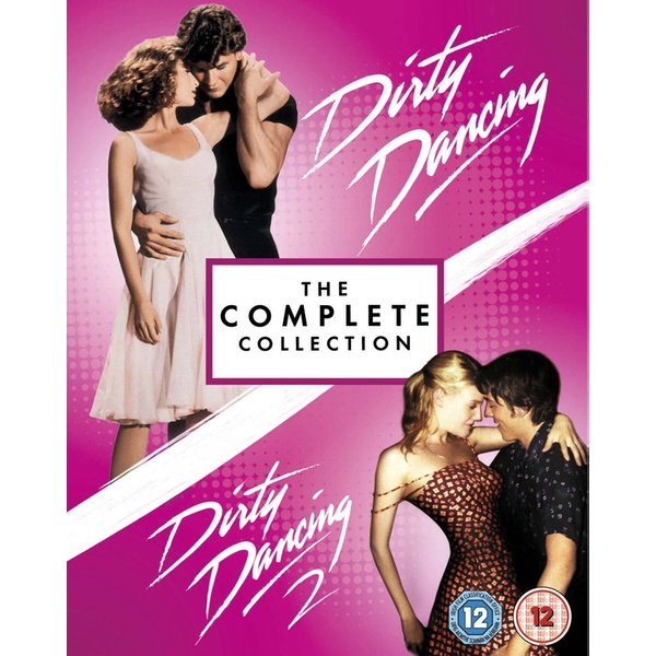 Dirty Dancing / Dirty Dancing 2 - Havana Nights Blu-ray 2-Disc Set