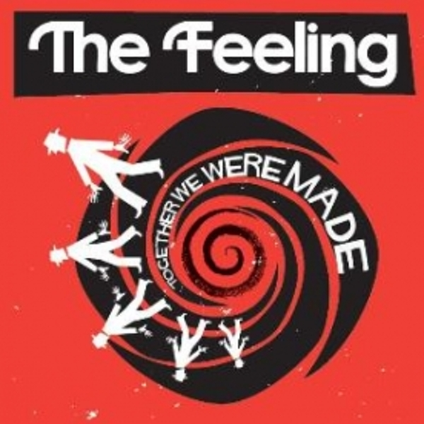 The Feeling Together We Were Made CD